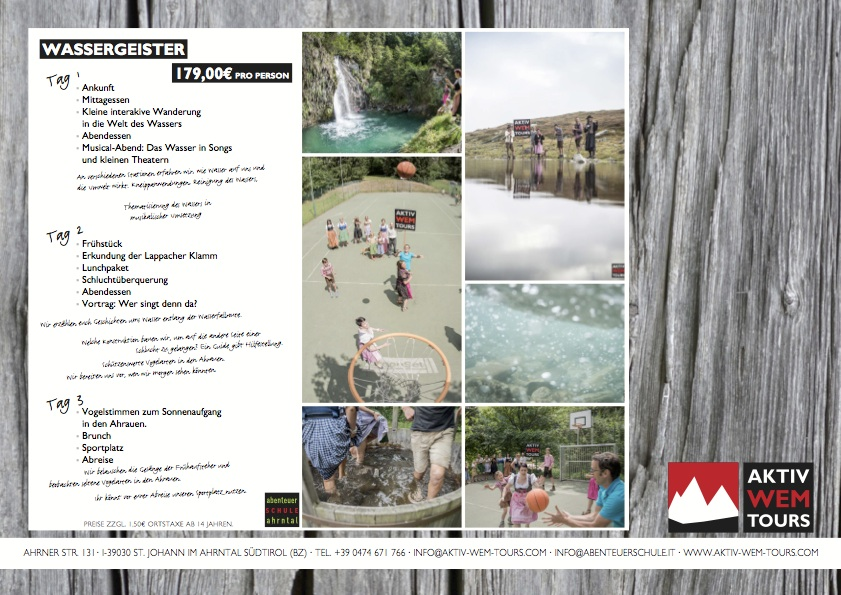 Abenteuerschule_Ahrntal_Wassergeiser