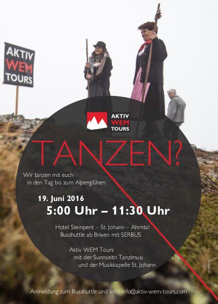 Tanz-Aktiv-WEM-Tours