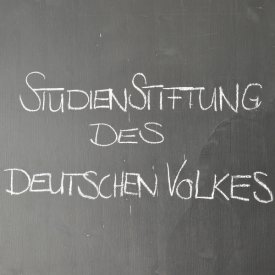STUDIENSTIFTUNG DES DEUTSCHEN VOLKES
